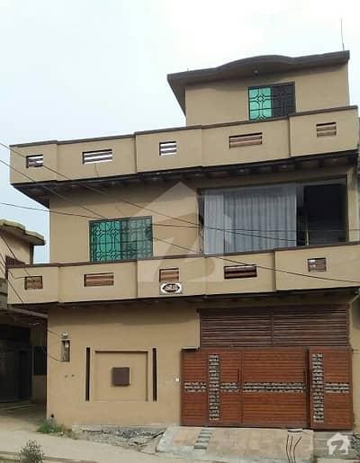 4. 5 Marla Corner House For Sale