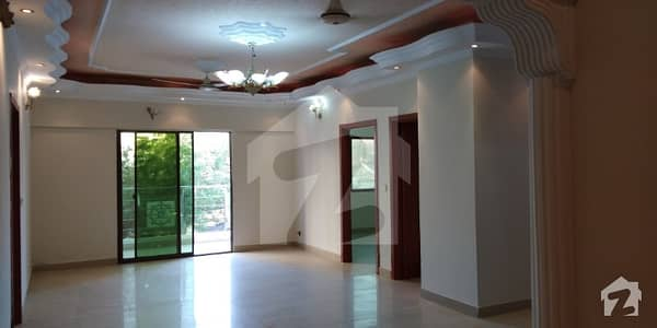 3 Bedrooms Flat Is Available For Rent