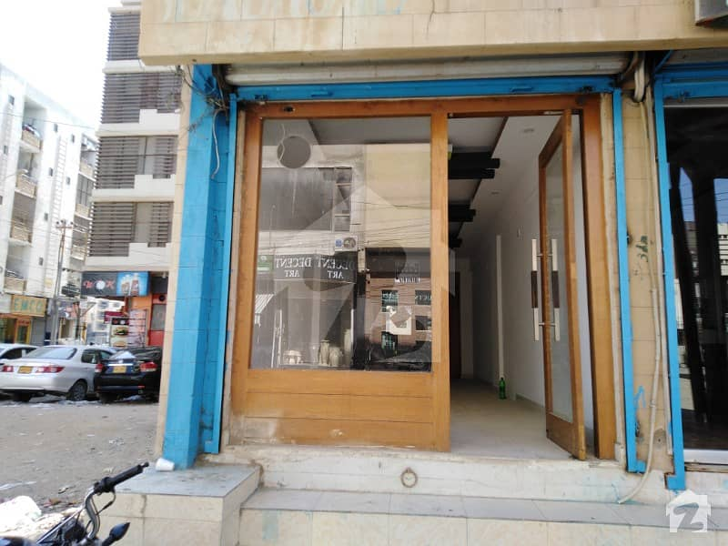 180 Square Feet Shop Is Available For Sale In Dha Phase 7 Extension