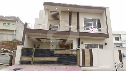 Brand New 9. 33 Marla House Is Available For Sale In Block C CBR Town Islamabad