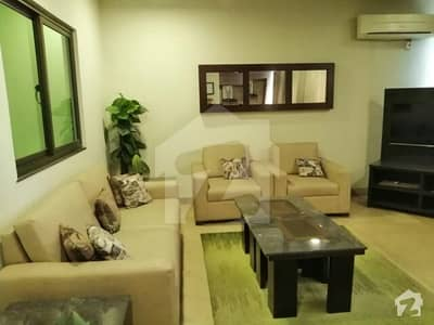 Defence  Furnished Flat Available For Rent