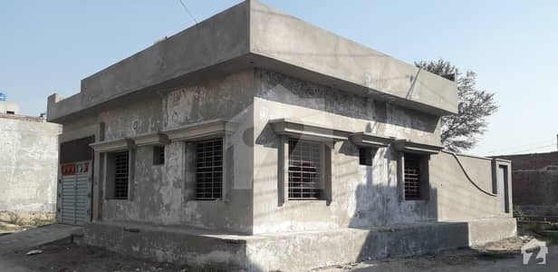Newly Build Under Construct House For Sale