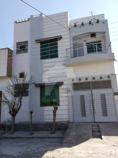 5 Marla Newly Constructed Upper Portion For Rent