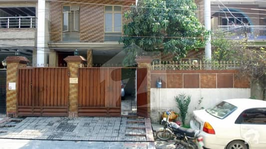 House For Sale At Prime Location In Lahore