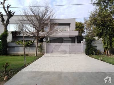 27 Marla Newly Constructed House Is Available For Sale In Cantt