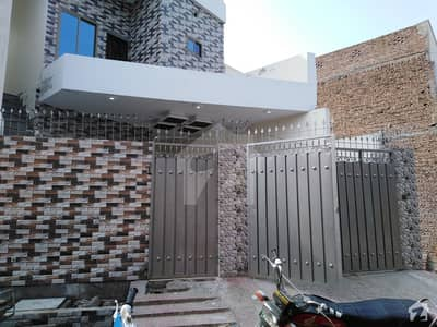 4. 5 Marla Double Storey New House For Sale