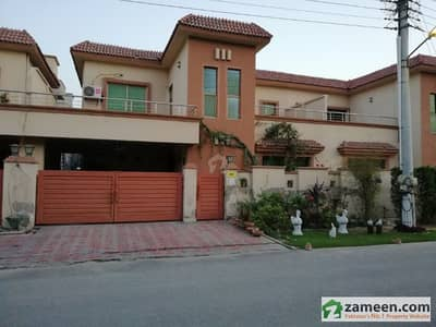 Askari 11 Sector A - 12 Marla 5 Bed Luxurious House For Sale With Gas