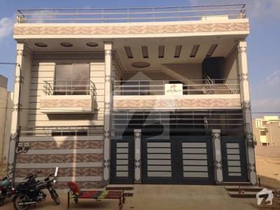گلشنِ معمار - سیکٹر ٹی گلشنِ معمار گداپ ٹاؤن کراچی میں 6 کمروں کا 10 مرلہ مکان 2.49 کروڑ میں برائے فروخت۔