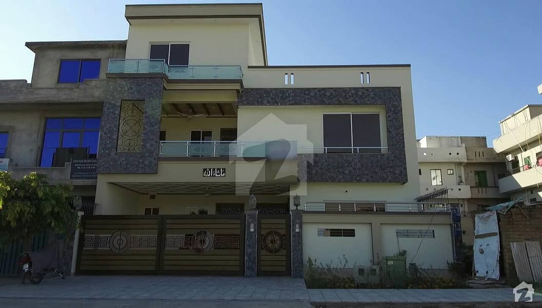 Main Double Road Brand New 2 Unit House For Sale In G15 Islamabad