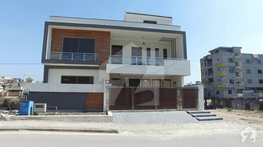 House Is Available For Sale In CBR Town Phase 1