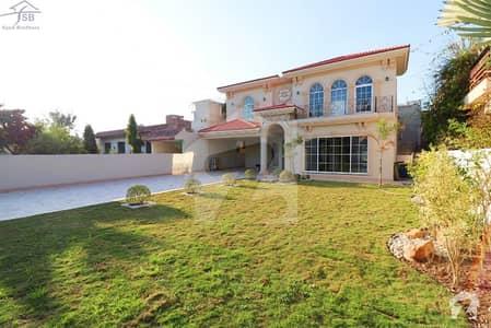 Faisal Rasools Design Spanish 30 Marla Brand New Villa For Sale Near To Mcdonald Sheeba Park
