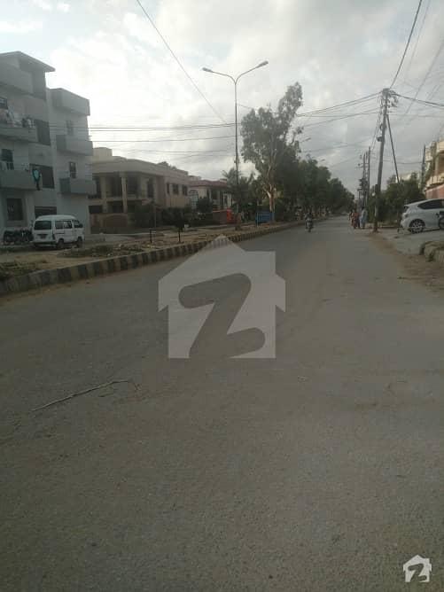 Gulistan E Juhar Vip Block 13 - Corner Plot For Sale