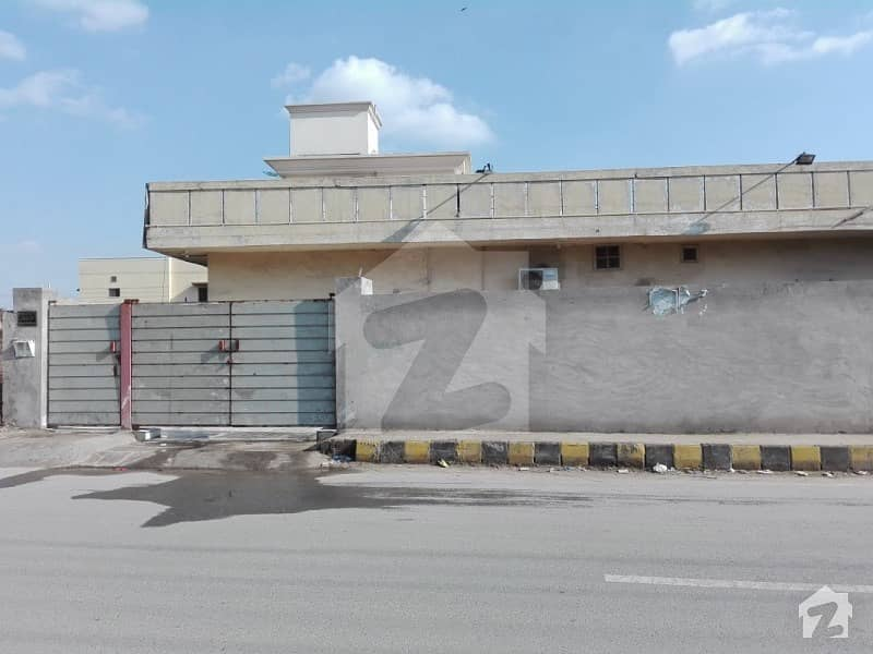 Commercial House Is Available For Rent On Main Canal Road