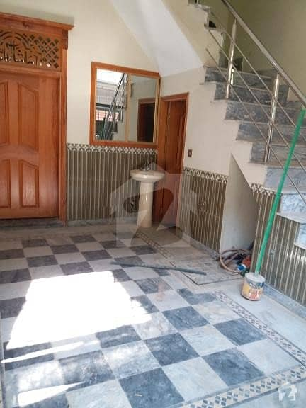 5 Marla Singel Storey House With 3 Shops For Sale
