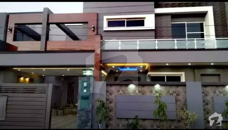 10 Marla Brand New Solid House For Sale In Lake City Lahore