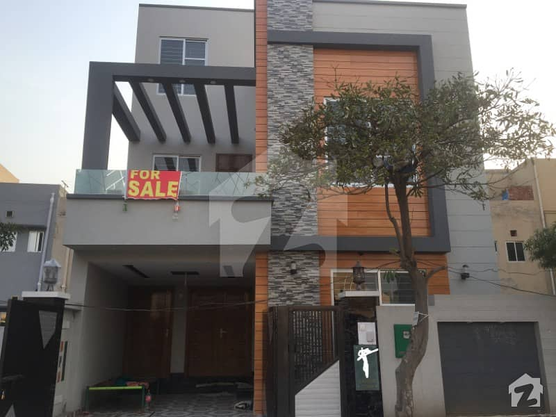 5 Marla Brand New Luxurious House For Rent In Bahria Town Lahore