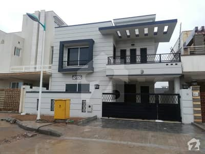 10 Marla Brand new House  For Sale Sector Overseas 7 Phase 8 Bahria Town Rawalpindi