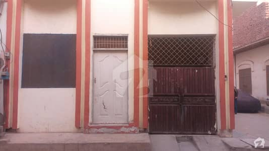 House For Sale At Sheikh Colony Jhang Road
