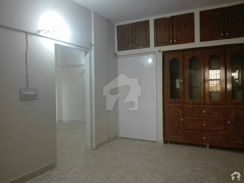 Pearl Luxury 3rd Floor Flat Available For Sale In North Karachi