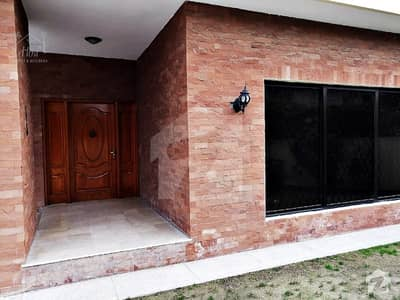 1 Kanal Double Unit Slightly Used Modern Bungalow At Prime Location