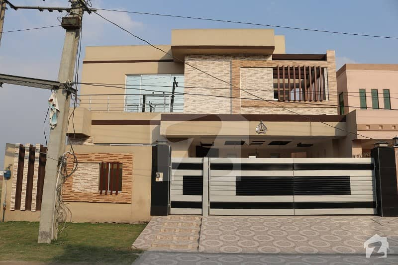 16 Marla Like 1 Kanal  Out Class Brand New Luxury Bungalow For Sale