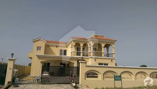 22 Marla Double Story Bungalow Available For Rent In Paf Tarnol Fazaia Islamabad