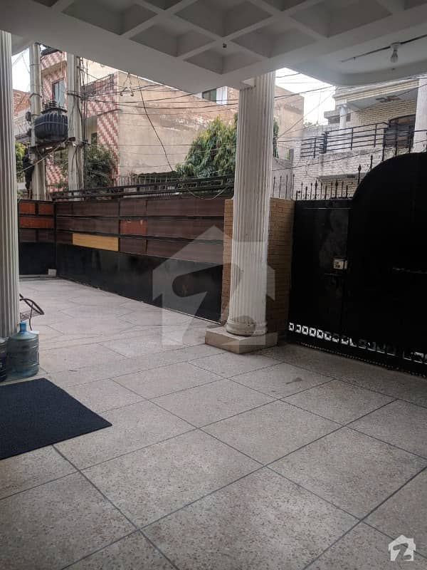 10 Marla Double Storey Lush House With Basement Hot Location Ideal Place