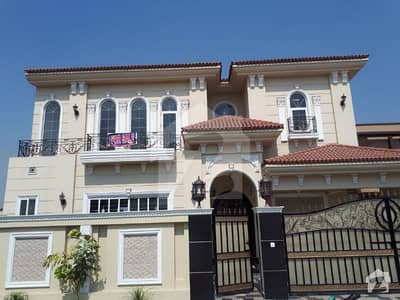 15 Marla Brand New Spanish Design House At State Life Society Phase 1