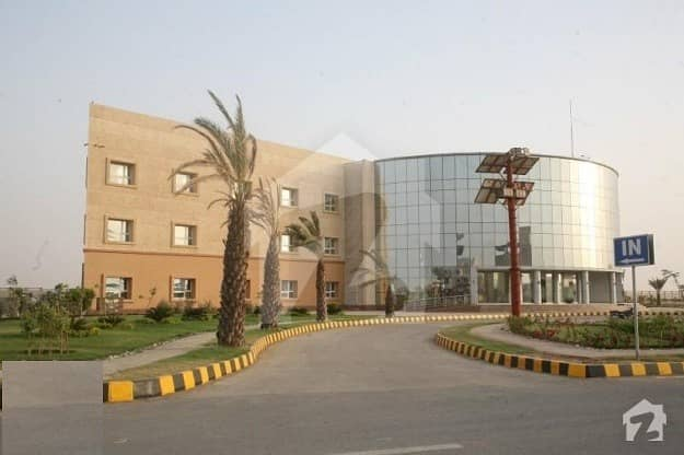 Sector 17  Full Paid Residential Plot Available For Sale Dha City Karachi