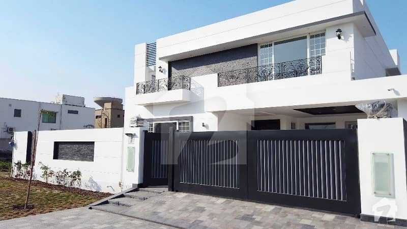 Brand New One Kanal Luxury Villa For Rent Near H Park And Community Center Direct Approach From Broadway Road