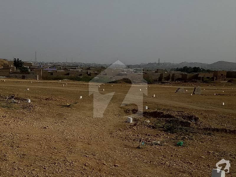 Plot Is Available For Sale In GulshaneZia Society