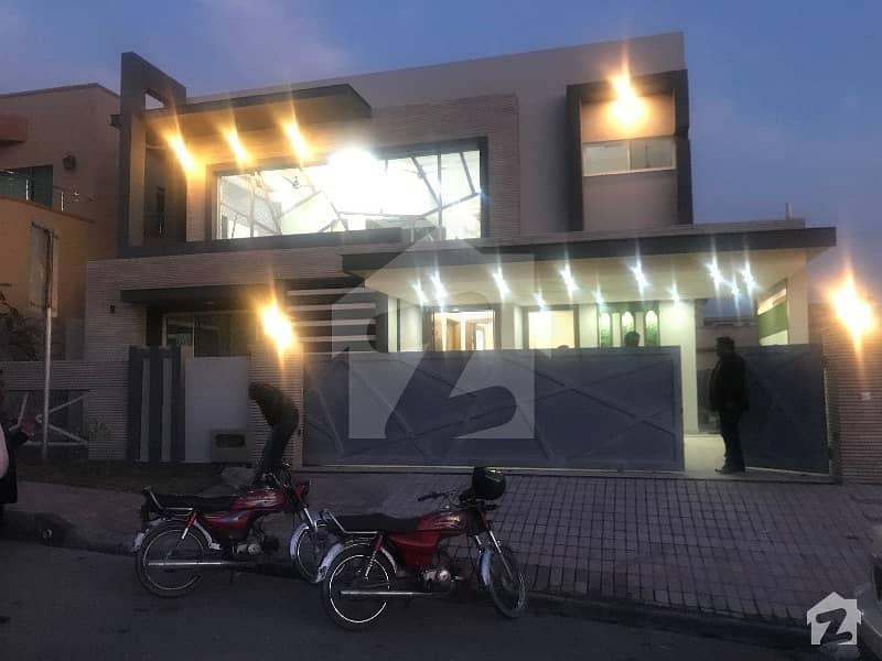 Brand New Double Storey 2 Unit 1 Kanal House In Phase 3 Bahria Town Rawalpindi