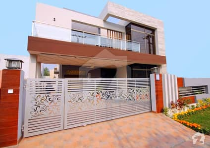 Near To Park  10 Marla Solid Construction Luxury House For Sale