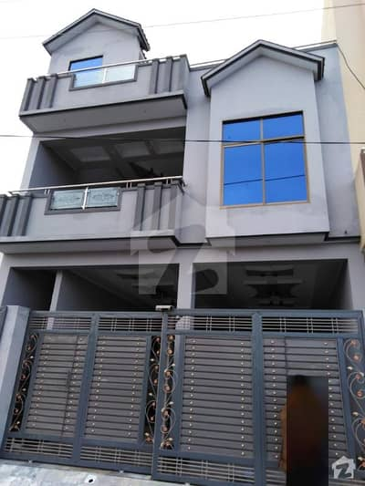 6 Marla Branded Double Unit House For Sale At Civil Officer Colony Near Potato Research Center Abbottabad