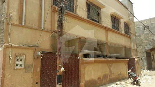 120 Yard Commercial Double Storey House  For Rent In Abdul Rahman Town, Boloch Colony.