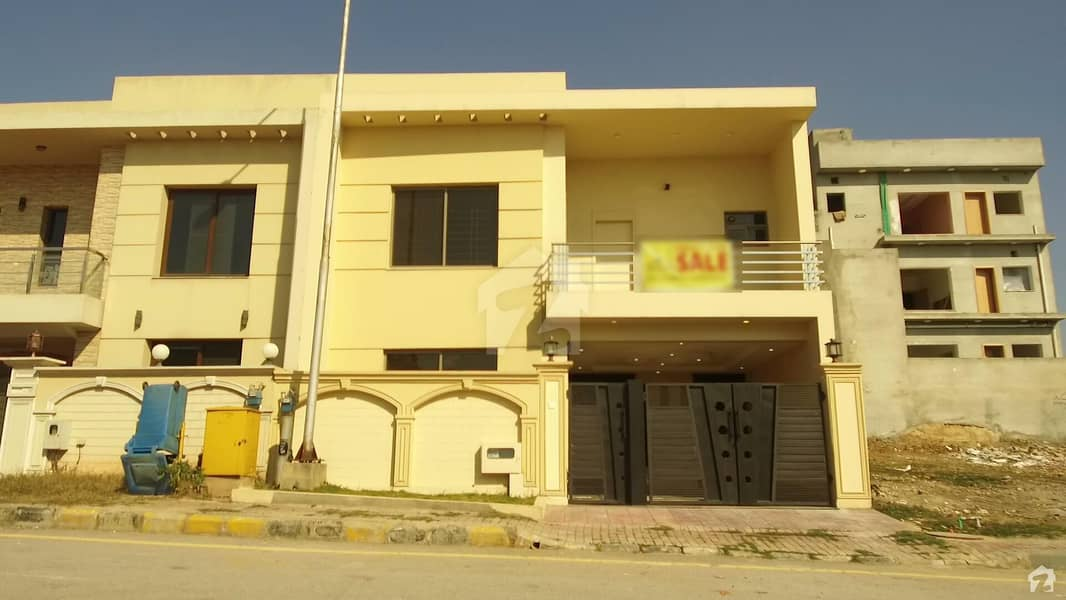 8 Marla Brand New Double Unit House For Sale In Rafi Block Bahria Phase 8