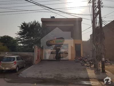 5. 5 Marla Upper Portion Of Subway Gulgasht Colony Multan