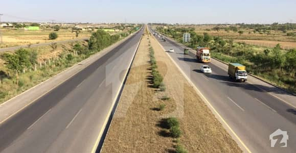 10 Marla Plot For Sale In Top City Islamabad