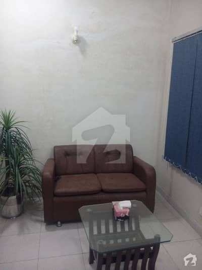 380 Sq Ft Flat With Balcony Zamzam Mall Johar Town