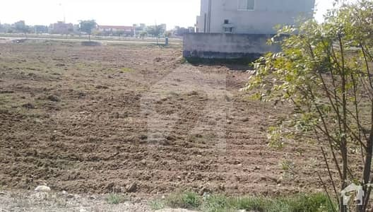 1 Kanal Residential Plot 150 Feet Road For Sale In Dha Rahber Phase 1 Block A
