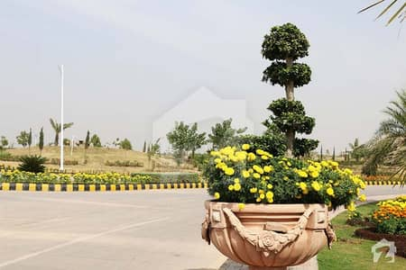 A Block 5 Kanal Farm House Land For Sale Corner With Possession Bale
