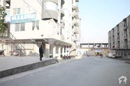 Flat For Sale Located On Dr Abdul Qadeer Khan Building Korang Town