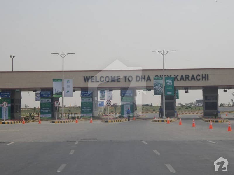 500 Sq Yards Red Zone Full Paid Plot For Sale In Sector 5a Dha City