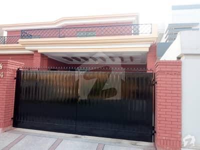 واپڈا ٹاؤن ایکسٹینشن واپڈا ٹاؤن لاہور میں 5 کمروں کا 1 کنال مکان 4.5 کروڑ میں برائے فروخت۔