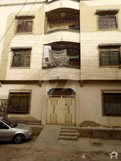 Ground Floor Portion 100 Sq Yards Sector 11 A North Karachi