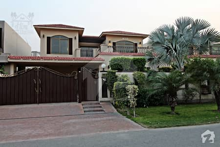 1 Kanal Designer Bungalow For Sale In Phase 5 Dha Lahore