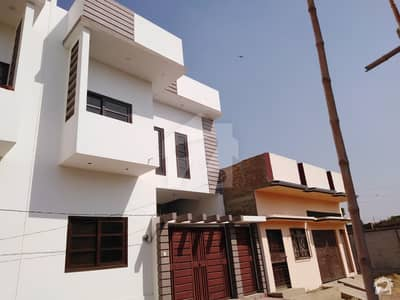 120 Yard Double Story Bungalow Marhaba Citi Main By Pass Near Ayoob Hotel