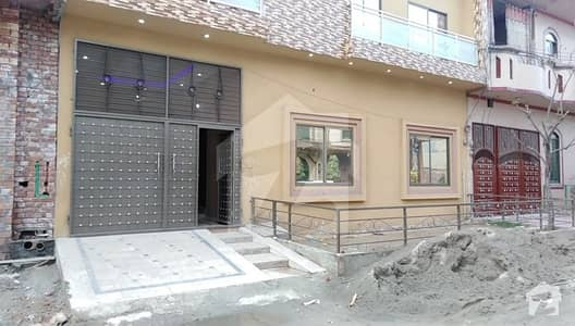 5 Marla Triple Storey House For Sale In Canal Bank Housing Scheme