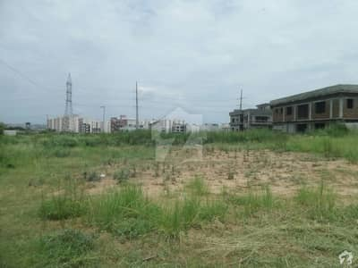 4 Marla Commercial Plot In DHA II Commercial Area Facing GT Road