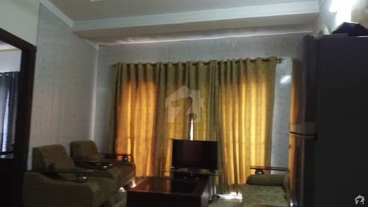 2 Bed Furnished Flat Is Available For Rent In Bahria Town Phase 8 Hub Commercial Rawalpindi